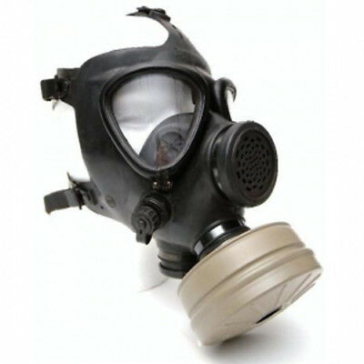 Israeli M15 Gas Mask with Standard 40mm Filter