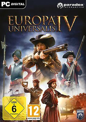 Europa Universalis IV (PC 2016 Nur Steam Key Download Code) No CD Steam Key Only
