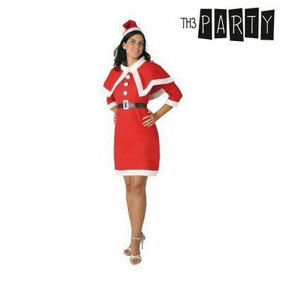 Costume per Adulti Th3 Party Mamma natale Feltro S1109897
