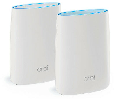 New Netgear - RBK50 - Orbi AC3000 Tri-band WiFi Router System