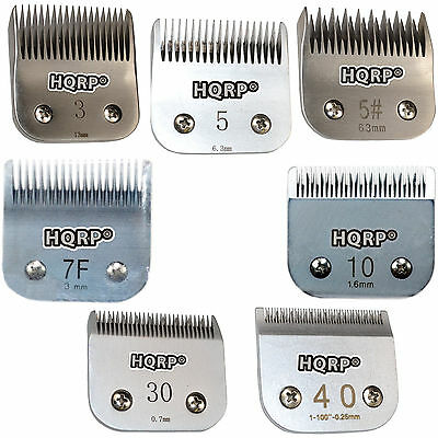Animal Clipper Blade for Laube 503-881 Models Cordless Pet Grooming (7 Sizes)