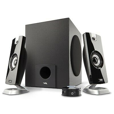 Gaming Movie Subwoofer Speaker System Great for Music Laptop Desktop Computer
