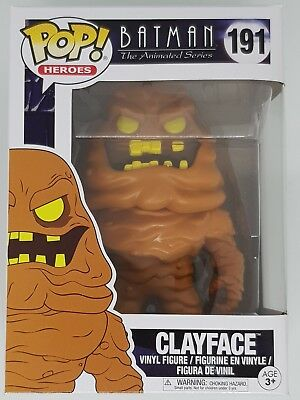 Funko Pop - Clayface
