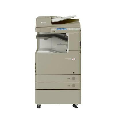 Canon ImageRUNNER Advance C2225 Colour Copier Printer Scanner 25PPM Only 53K