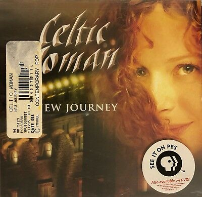 Celtic Woman A New Journey CD New / Sealed