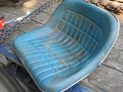 Ford 5000 7000 Roadless County old vintage tractor seat pan