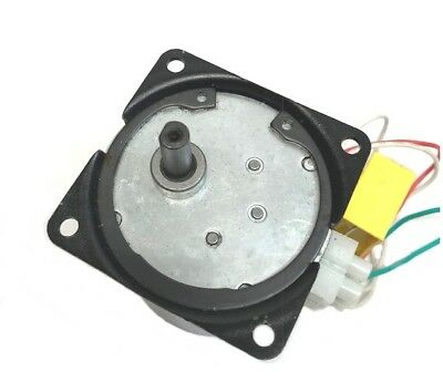 """GNP Hot Dog Roller Grill Replacement Gear Motor With """"Off Center Shaft"""" Drive"""