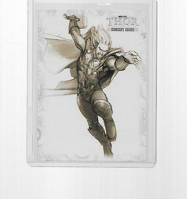 2011 Upper Deck Marvel Thor Concept Art Insert #c6