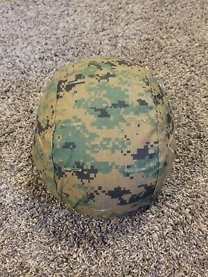 Military ACH Ballistic Helmet with cover and pads