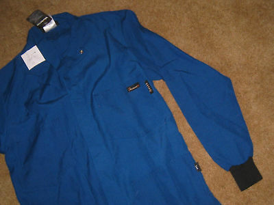 Workrite Lab Coat sz Medium Regular FR  Flame  Resistant NWT 2nd    6G4