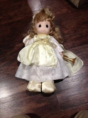 """Precious Moments """"Hope Songs of the Spirit"""" Doll"""