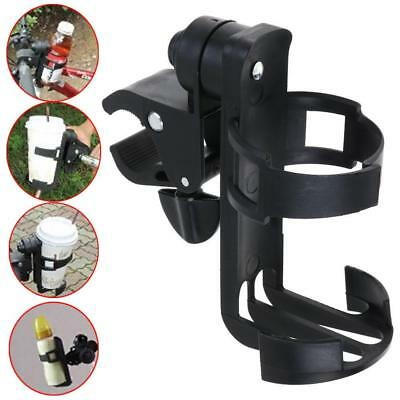 Baby Stroller Cup Holder Drink Milk Bottle Phone Pram Golf Buggy Wheelchair BL