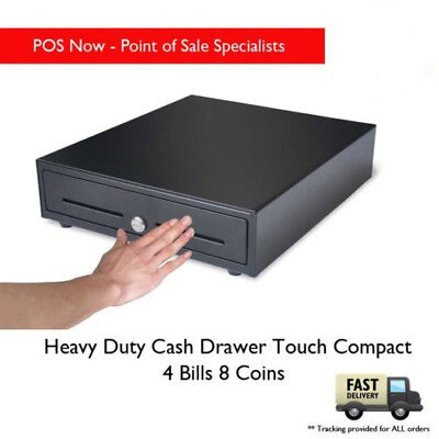 *NEW* Heavy Duty Cash Drawer Compact Touch!