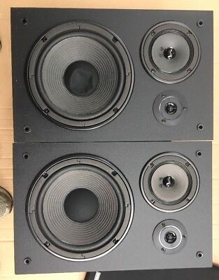 Yamaha ns-a636 Vintage Bookshelf Speakers 140 Watt