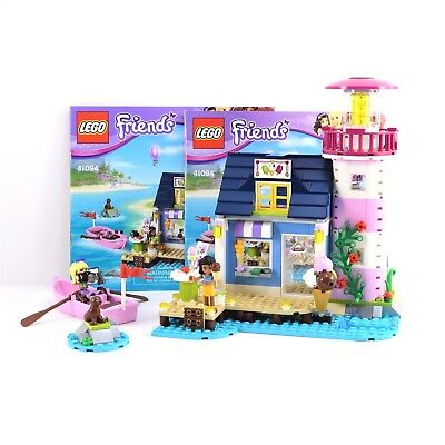 Lego Friends Set 3189 Heartlake Stables Horse Complete W