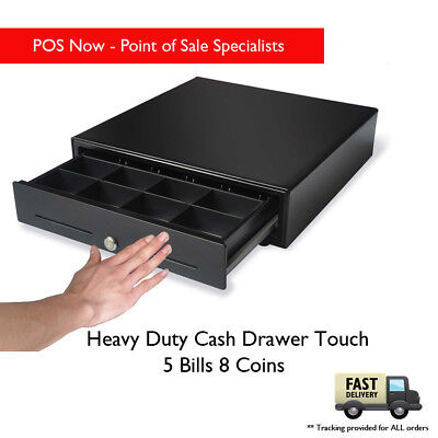 *NEW* Heavy Duty Cash Drawer Touch! Manual