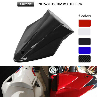 Pillion Solo Rear Seat Cover Cowl Fairing ABS for BMW S1000RR S1000 RR 2014-2016