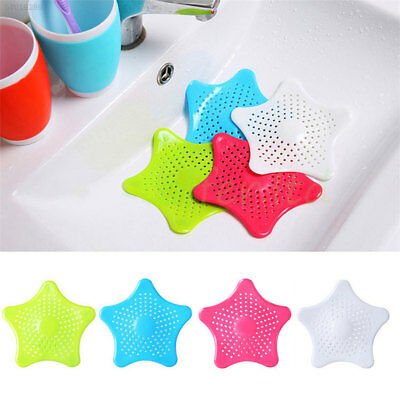 EA5B Basin Plug Hole Sink Stopper Strainer Hair Strainer Hair Home Accessories