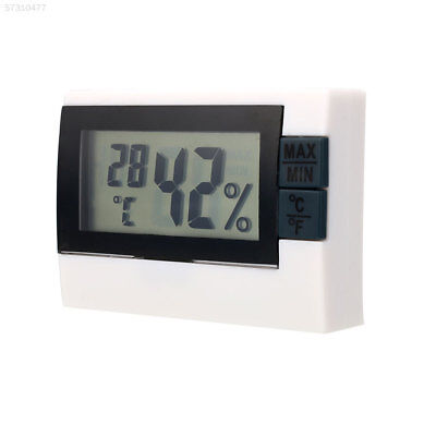 A5BF Digital Display Indoor Room Thermometer Thermo Hygrometer Temperature Humid