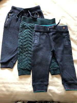 Baby Boys Joggers Bundle Ted Baker Aged 12-18 Months