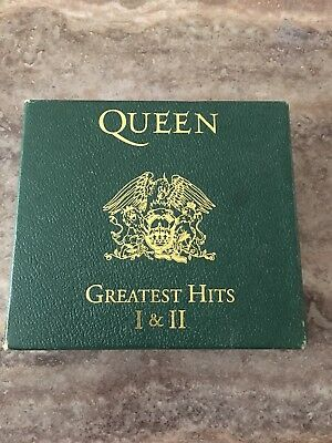 Queen Greatest Hits Box Set