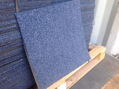 99p Carpet Tiles. Houses, Office, Ideal For Garages, Offices, Sheds, Warehouse