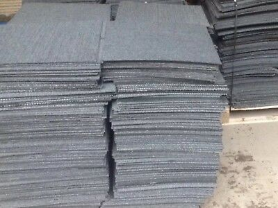 £1 Carpet Tiles. Houses, Office, Offices, Ideal For Garages, Sheds, Warehouse