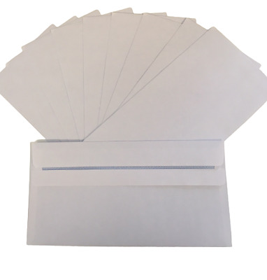 DL ENVELOPES SELF SEAL WHITE 90 gsm  WITHOUT WINDOW 10-20-30-40-50-100