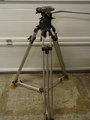 Universal Professional Video Tripod with 100mm Bowl