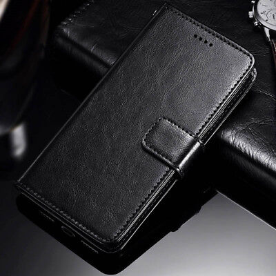 For Samsung Galaxy Note 9 8 5 4 3 2 Flip PU Leather Magnetic Wallet Case Cover