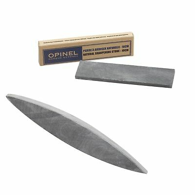 OPINEL Sharpening Stone - Natural Lombardi stone - Genuine Opinel product
