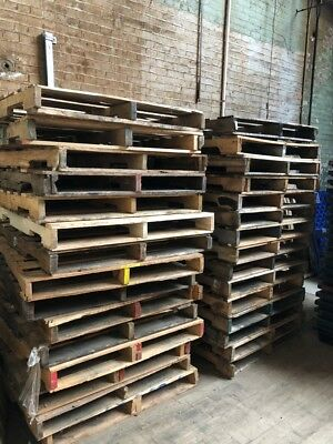 Used 40x48 wood pallets Connecticut CT Pickup Only