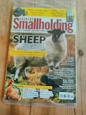 Country Smallholding Magazine September 2018 & Poultry mag inside