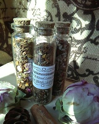 Attraction Love Smudge Incense Blend Romance Hoodoo Wicca Pagan Spells