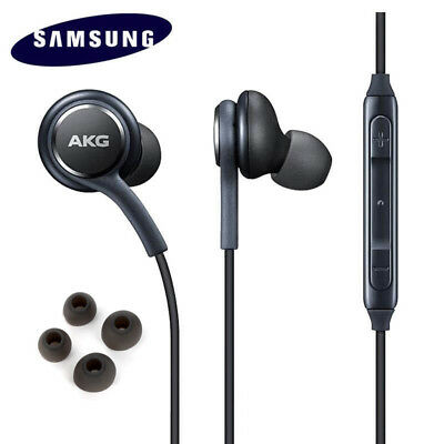 Original Samsung Galaxy S9 S8 S8+ Note 8 EarBuds Headphones Headset EO-IG955