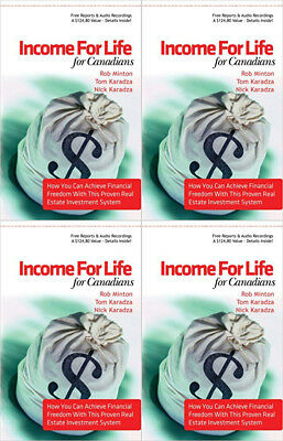 Income For Life For Canadians (ebook/pdf)