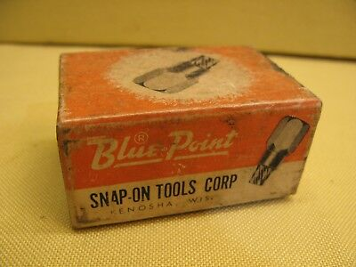 Vintage Blue Point Snap On REX-10 Wedge-Pruf Extractor in Original Box