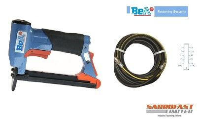 BeA 71/16-421 AIR STAPLER FOR 71 SERIES STAPLES WITH 10M AIR HOSE