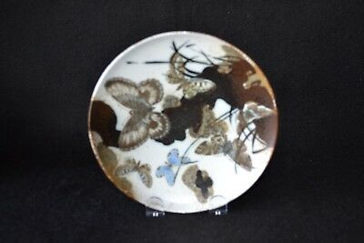 Royal Copenhagen Butterfly Plate by Nils Thorsson Limited Edition