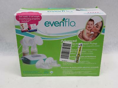 Evenflo Feeding Advanced Hospital Strength Breast Feeding Closed System Pump
