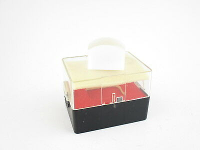 Glaslupe magnifying glass block in Box loupe