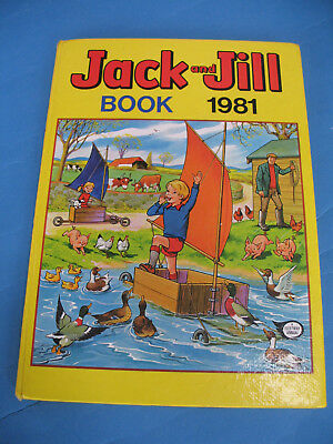 JACK and JILL  BOOK  1981