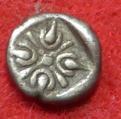 Greek Silver Fraction Coin