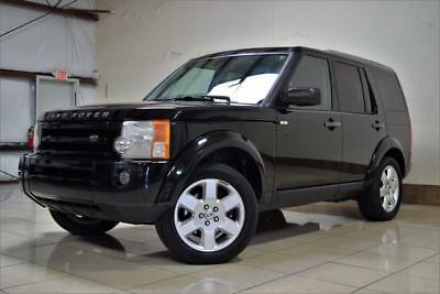 LR3 -- 2009 Land Rover LR3 LOW MILES SUNROOF PARKTRONIC SUPER CLEAN MUST SEE