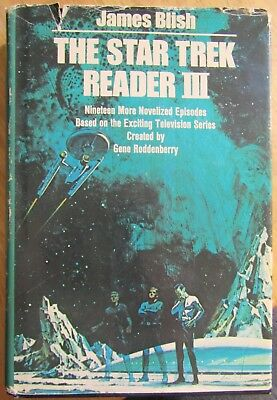 Star Trek: The Star Trek Reader III by James Blish and Gene Roddenberry (1977, H