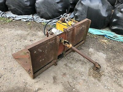 PTO Driven Hydraulic Power Pack, Tractor Driven