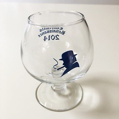 PORT BREWING Churchill's Renaissance 2014 mini snifter tasting glass LOST ABBEY