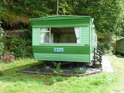 ATLAS STATUS 33X10X2Bed sited nr Machynlleth Mid Wales Low START 99p NO RESERVE