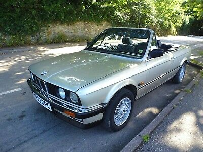 BMW e30 Convertible 325i Manual 1990 , A loved Car Owned For The Past 25 Years