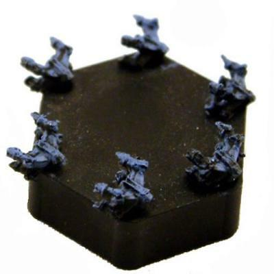 Iron Wind B5 Call to Arms Starfury Fighter Flight Pack MINT